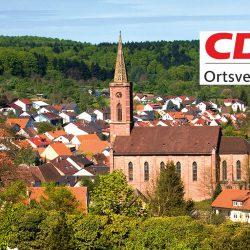 CDU-Familientag am 12. Mai 2019 ab 15.00 Uhr