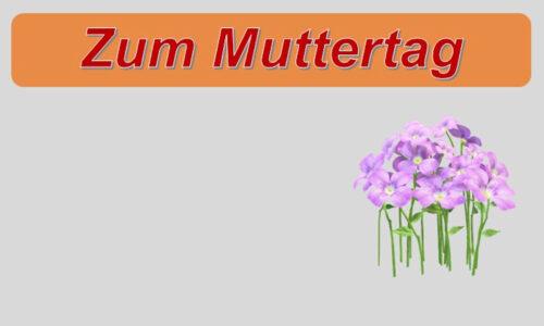 Muttertagsgruß – CDU-Familientag – Aktuelles